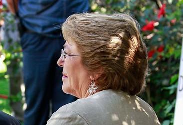 Se cae presentación del gabinete de Bachelet programada para hoy