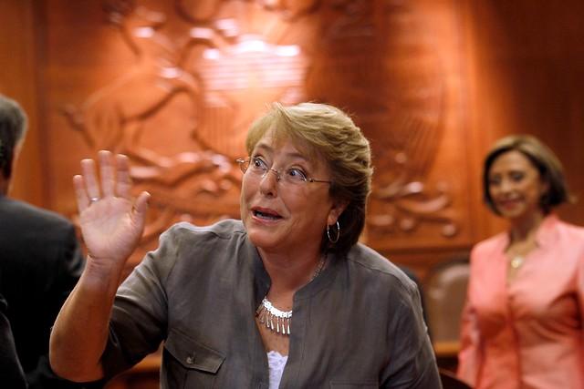 Definitivo: Bachelet anunciará a las 16:00 horas su gabinete