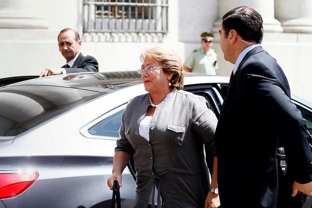 Equipo de Bachelet confirma que nómina de intendentes se dará a conocer el sábado