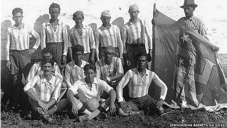 El rancho donde nazis brasileños