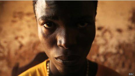 Canibalismo en el conflicto de la República Centroafricana