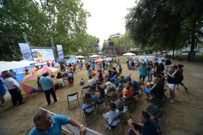 Festival de cine de Chilectra exhibirá 50 películas en funciones gratuitas en barrios de la capital