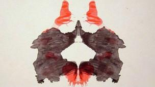 Los pacientes proyectan en el test de Rorschach el sentido que encuentran a las figuras.