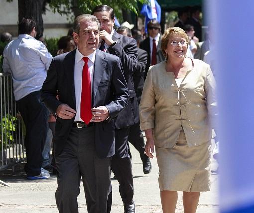 Senador Frei (DC) destaca que Bachelet cuenta con la