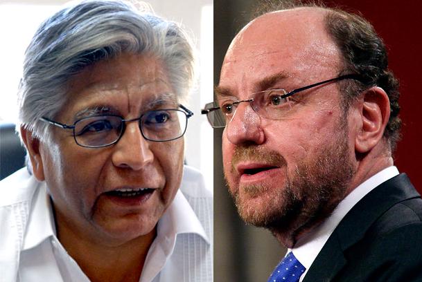 """Gaspar critica duramente la tesis de las cuerdas separadas de Moreno y dice que """"Chile es más que LAN y Falabella"""""""