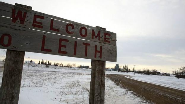 Leith, el pueblo estadounidense que frustró un golpe neonazi