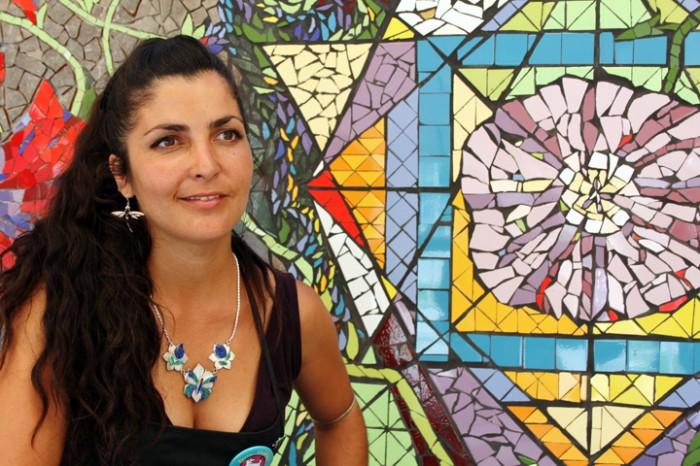 Directora artística Isidora López Foto: Gonzalo Rubio