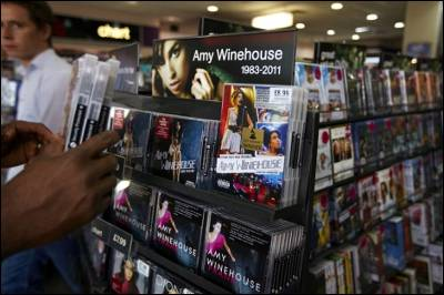 El consumo de música online se dobló en 2013 en el Reino Unido, según informe