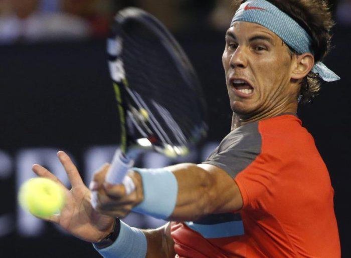 Nadal destroza a Federer a lo campeón y busca su segundo título en Australia