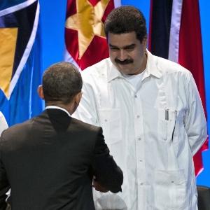 Maduro critica insolencia de EEUU y su