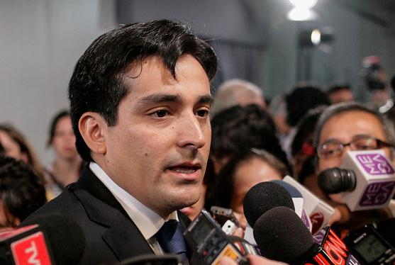 Futuro ministro del Interior dice que la principal tarea es sacar adelante programa del gobierno