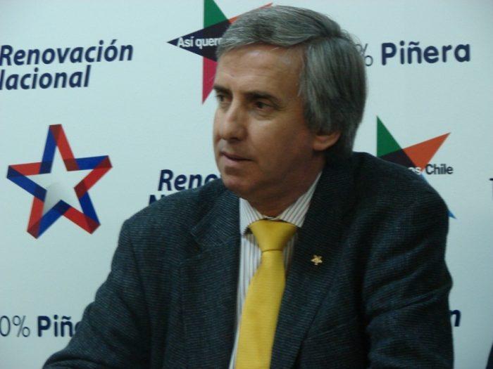 Las vueltas de la vida: RN elige a Claudio Eguiluz, condenado por caso SQM, como su presidente regional en el Biobío