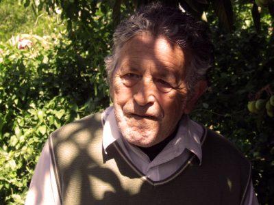 Ramon Riquelme Quinchamali Fotografia de Carla Leon