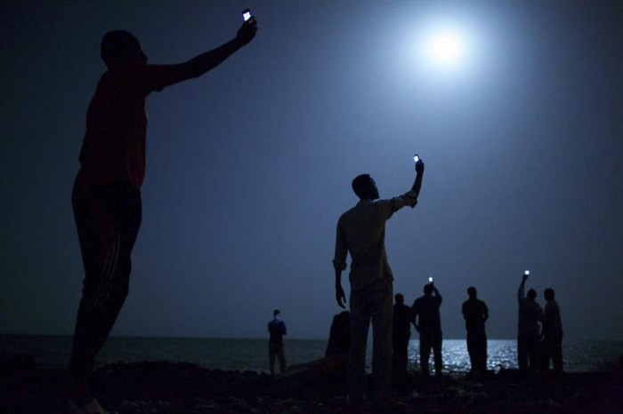 El estadounidense John Stanmeyer gana el World Press Photo