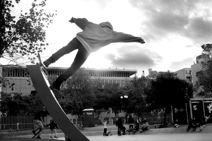 Fotorreportaje Skaters La Tribu Urbana A La Que Se Le Va