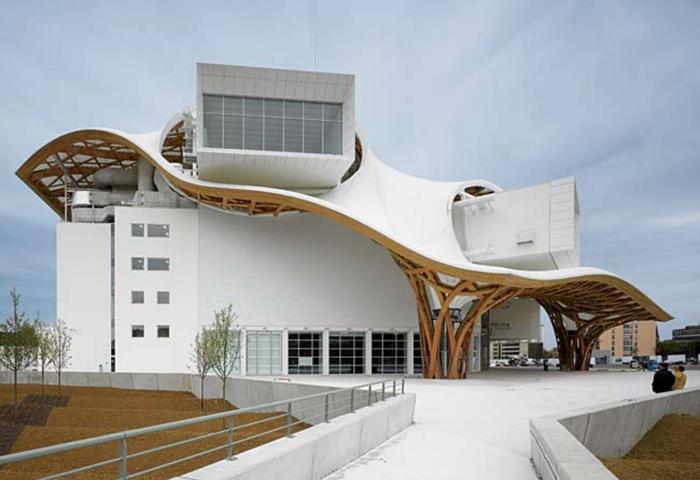 Centre Pompidou-Metz de