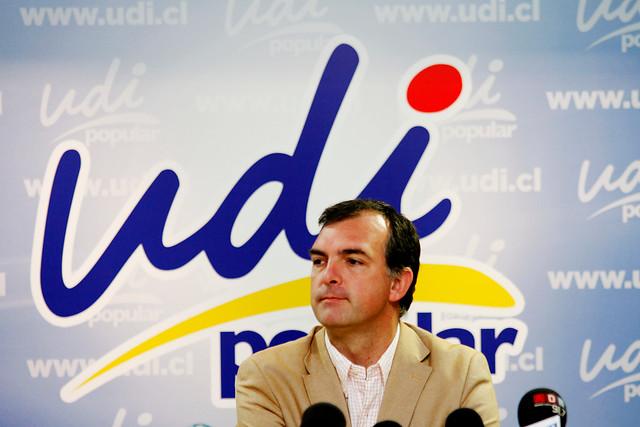 Silva (UDI) por Reforma Tributaria: