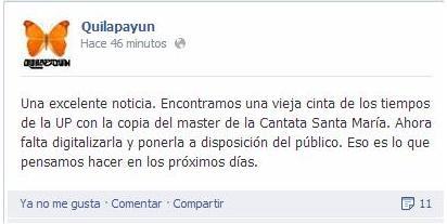 Facebook Quila