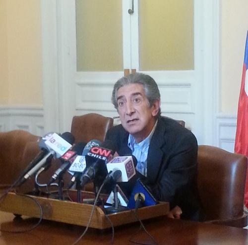 Tarud llama al nuevo gobierno a exigir a Perú las normas de la Convemar para ejecución del fallo de La Haya