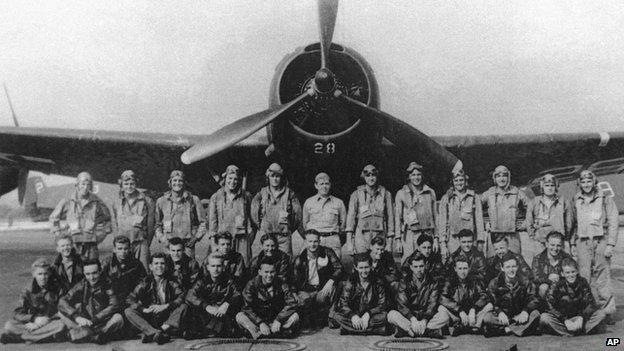 La desaparición de la tripulación del vuelo 19 de la Marina de EE.UU., en 1945, creó el mito del Triángulo de las Bermudas.