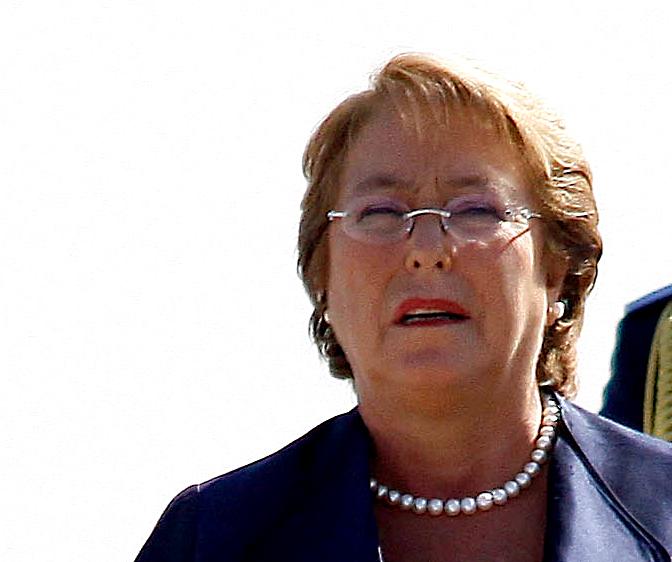 La marcha que desactivó Bachelet