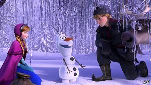 """""""Frozen"""" ha recaudado más de US$1.000 millones en todo el mundo."""