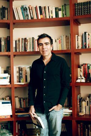 Jorge Franco Foto: gentileza Alfaguara