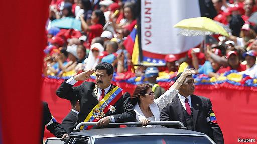 Venezuela rompe relaciones con Panamá