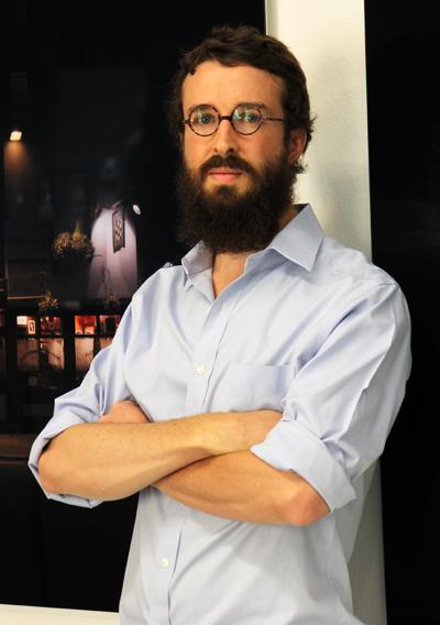 Nicolás Sánchez Foto: Gonzalo Rubio