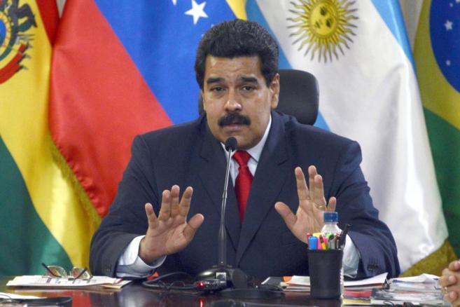 Maduro dice que acepta