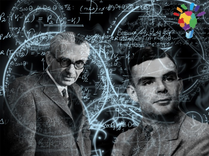 Mentes brillantes, vidas tormentosas: La historia de dos genios matemáticos que cambiaron al mundo
