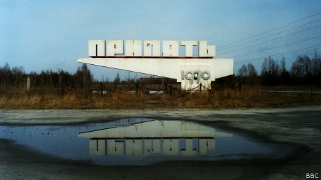 Hay organismos resistentes a desatres radioactivos como el de Chernóbil.
