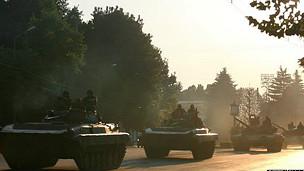 Durante el conflicto entre Rusia y Georgia en 2008 también se dieron ciberataques.