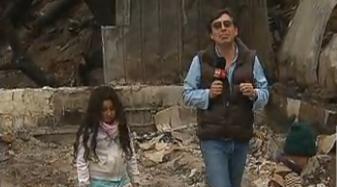 Tsunami de fuego: la cuestionada cobertura de la televisión en Valparaíso