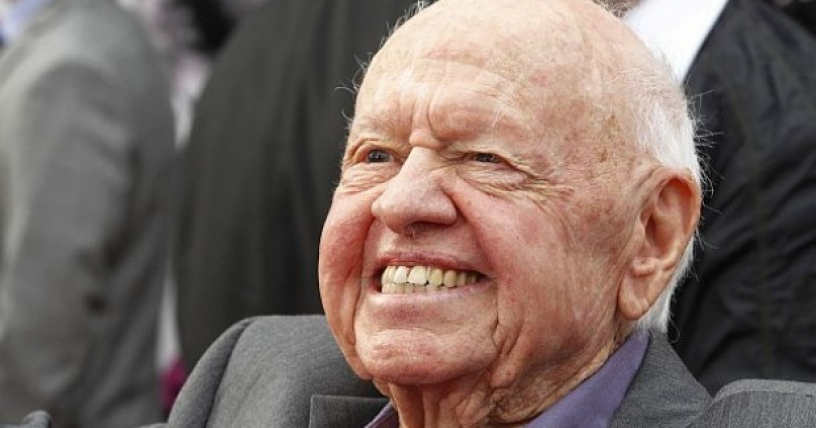 Muere el actor Mickey Rooney, una leyenda de Hollywood