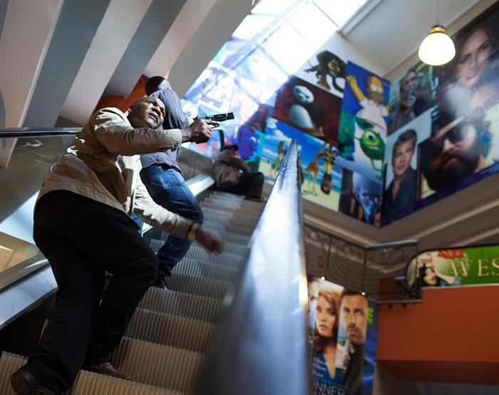 Tyler Hicks, ganador Pulitzer con foto de Nairobi Gentileza New York Times
