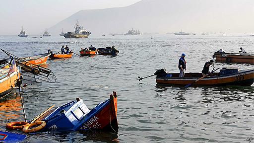 pescadores riquelme