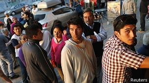 Iquique fue una de las ciudades más afectadas por el sismo.