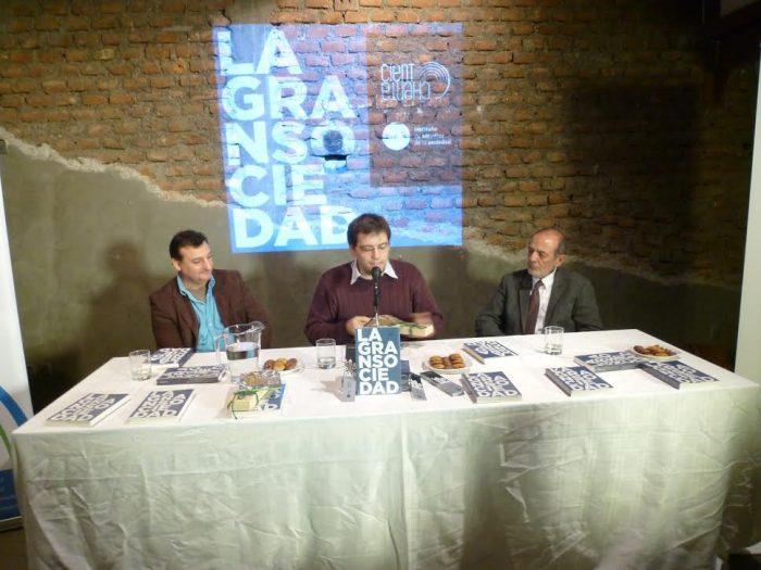"""Cientochenta y el Instituto de Estudios de la Sociedad (IES) lanzan el libro """"La Gran Sociedad"""""""