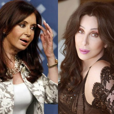 Cher reclama a Cristina Fernández por situación de oso polar en zoológico