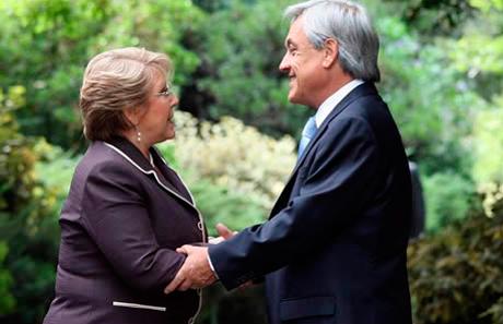 Presidenta Bachelet califica de injusto comentario de Piñera sobre aborto terapéutico