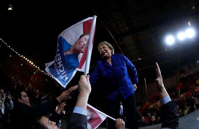 Balance: 64% de las primeras 50 medidas anunciadas por Bachelet en su campaña se han cumplido