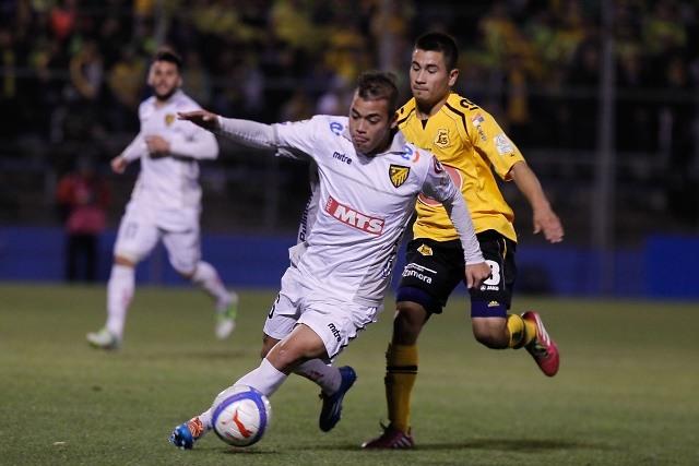 Barnechea sube por primera vez a la primera división