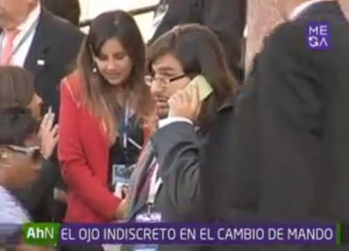 CNTV formula cargos contra noticiario de Mega por nota sobre asesor de Camila Vallejo