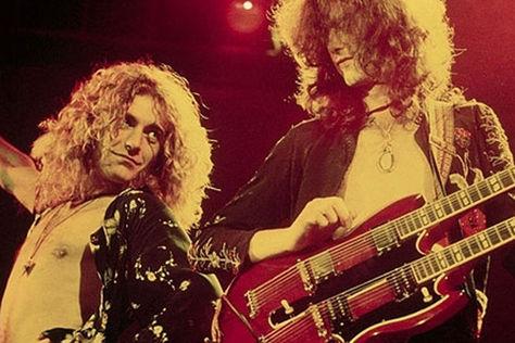 """Demandan a Led Zeppelin por supuesto plagio en """"Escalera al cielo"""""""