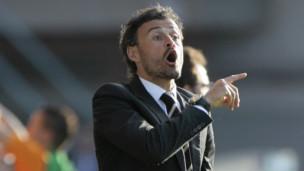 Luis Enrique es el nuevo entrenador del Barcelona