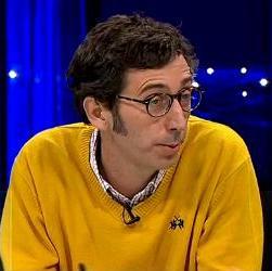 El comentado round entre Eyzaguirre y Matías del Río en Tolerancia Cero