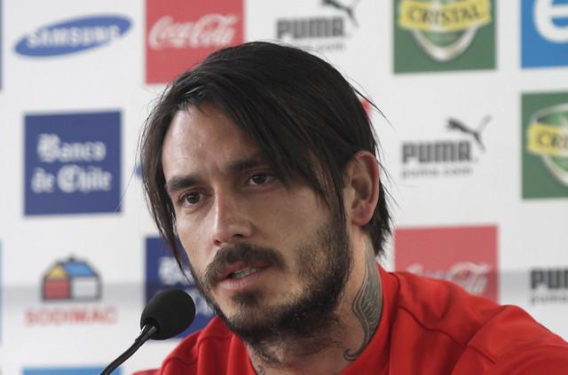 Mauricio Pinilla: