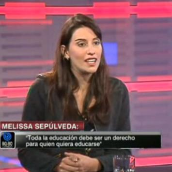 Melissa Sepúlveda: