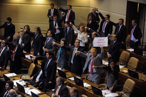 Reforma Tributaria: ¿a quiénes defiende la derecha?